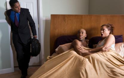 Do Women Cheat On Their Husbands