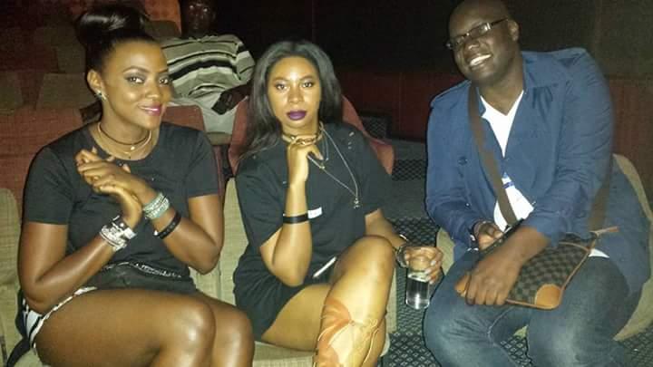 Stella Natumbwe, Jaylor Birungi and Joram Muzira.