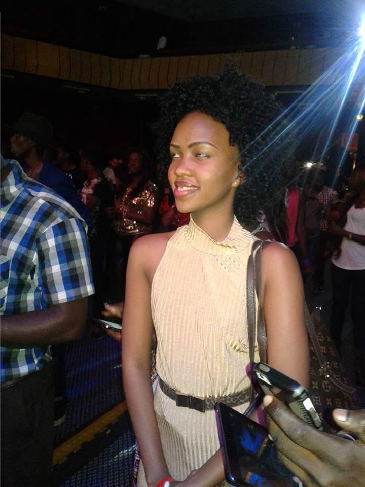 Sheila Gashumba.