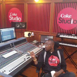 kenzo coke studio