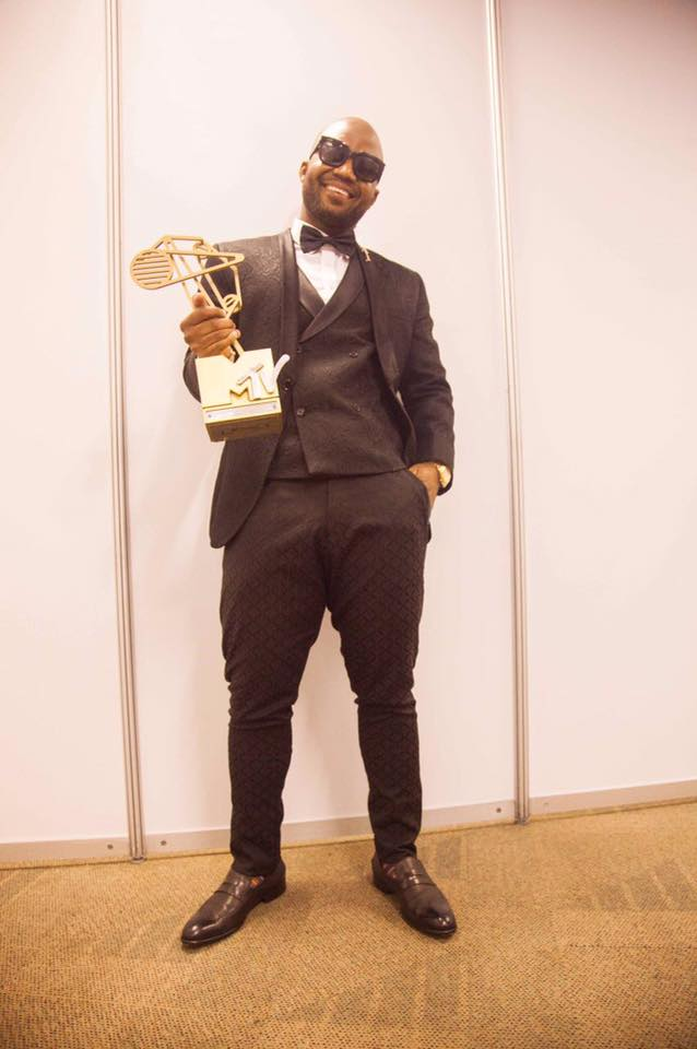 Cassper Nyovest took home the award.