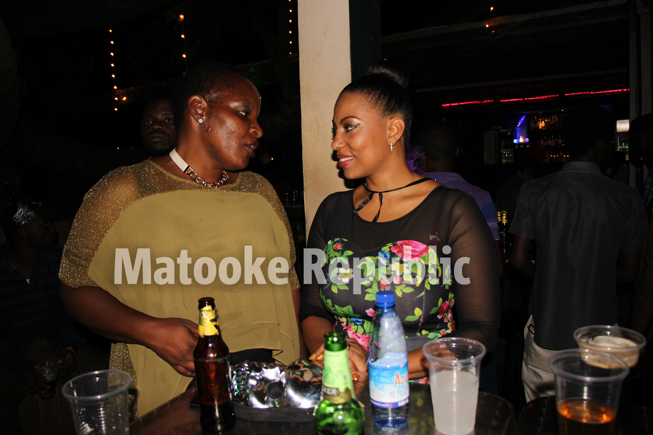 Sanyu FM party brings out wild side of presenters and