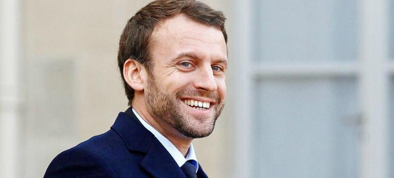 Emmanuel Macron, 39-year-old President of France was 8-years-old ...