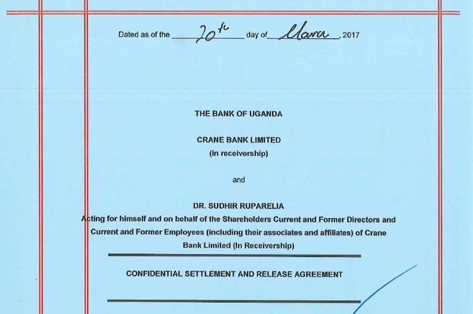 Here Is The Confidential Release And Settlement Agreement