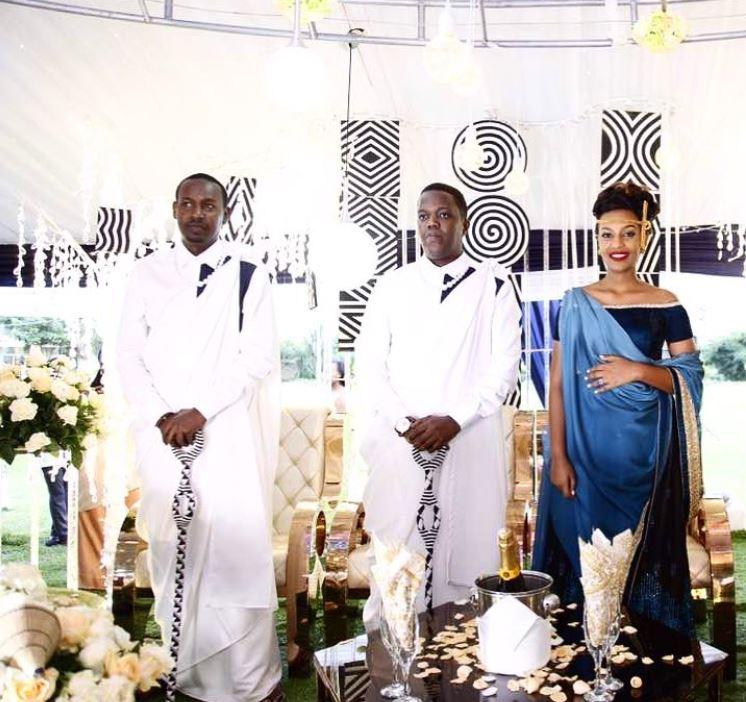 PHOTOS: Tanzania star AY marries longtime Rwandan lover
