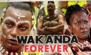 Nigeria releases own version of Black Panther movie with ...