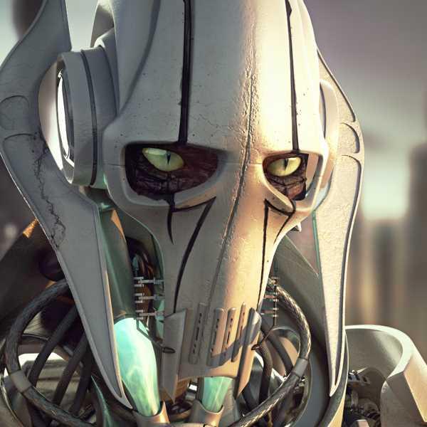 game-General Grievous - Star Wars - Episode III