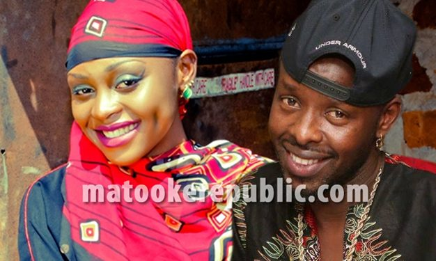 Kenzo and Rema are happy people after Rema gave birth to their baby girl yesterday.