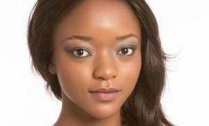 Miss Tanzania.