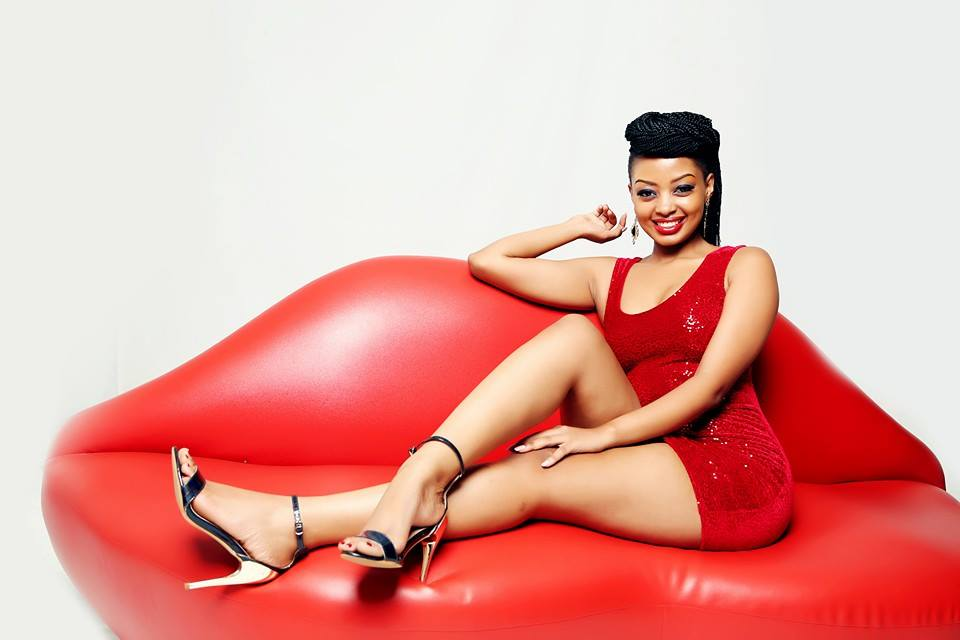 Anita Fabiola hosted the infamous Be My Date whose first season ended on Sunday.