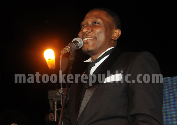 Roger Mugisha was the even't emcee.