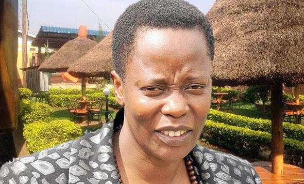 MP Betty Nambooze.