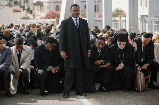 Oyelowo in his role as Martin Luther King Jr in Selma.