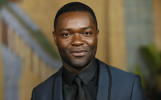 Oyelowo is riding high on his role as Martin Luther King Jr in the movie Selma.