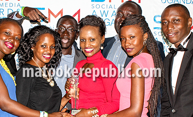 National Water and Sewerage Corporation won the Best Customer Care accolade.