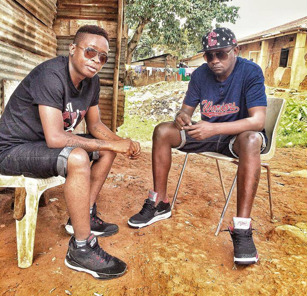 AK47 was to leave Leone Island Crew and join Team No Sleep that was led by Chameleone and Goodlyfe former manager Jeff Kiwanuka. He joined his brother Pallaso who was with TNS.