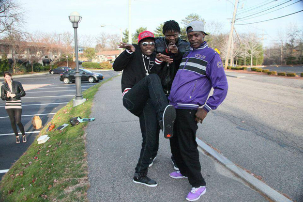 On a US tour, AK and Chameleone linked up with Pallaso who was later to return home.