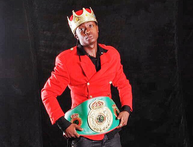 Boy to a man: Previously going by the name Hammertone, he changed his name to AK47 and branded himself the dancehall king, also forming his own Bullet Proof entertainment.