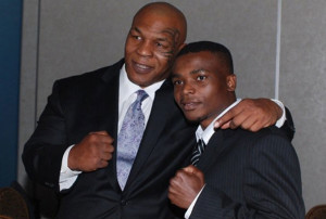 Tyson and Bogere