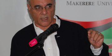 Prof. Mahmood Mamdani.