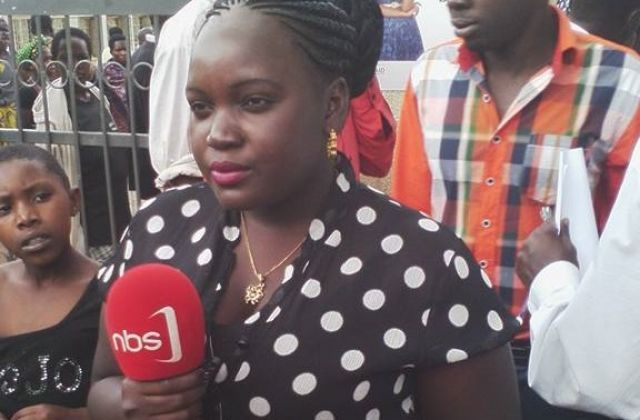 NBS Journalist Bahati Remmy in fear as mysterious man stalks