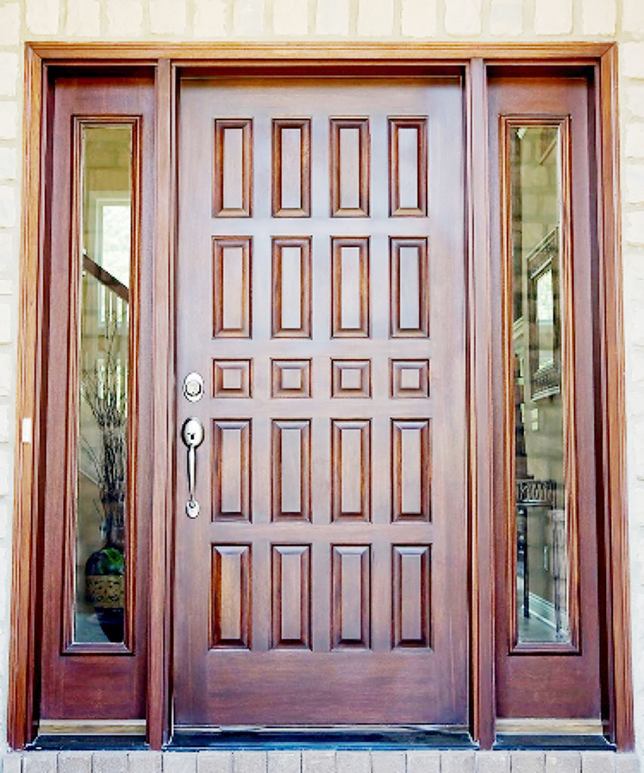 Wooden Doors Can Be Expensive, But The Good Part Is That They Are The Most  Durable Of All Options. They Are Mostly Used For The Interior But Should  You Want ...