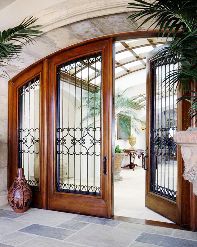 The Perfect Glass Option For Your Door Matooke Republic