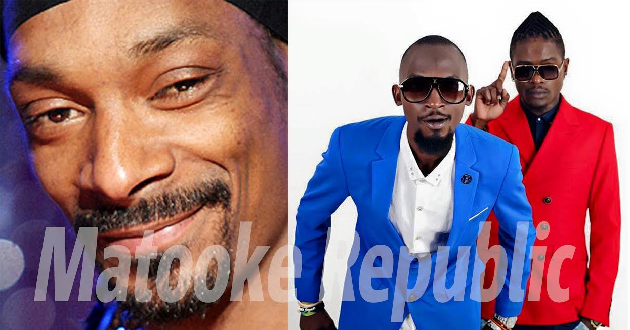 Radio & Weasel in Collabo with Snoop Dogg - Matooke Republic