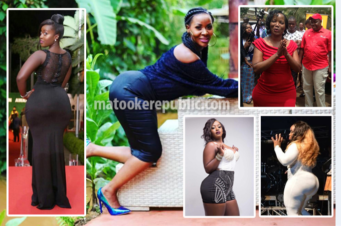 Battle of the buttocks: Who has the biggest pair in Uganda