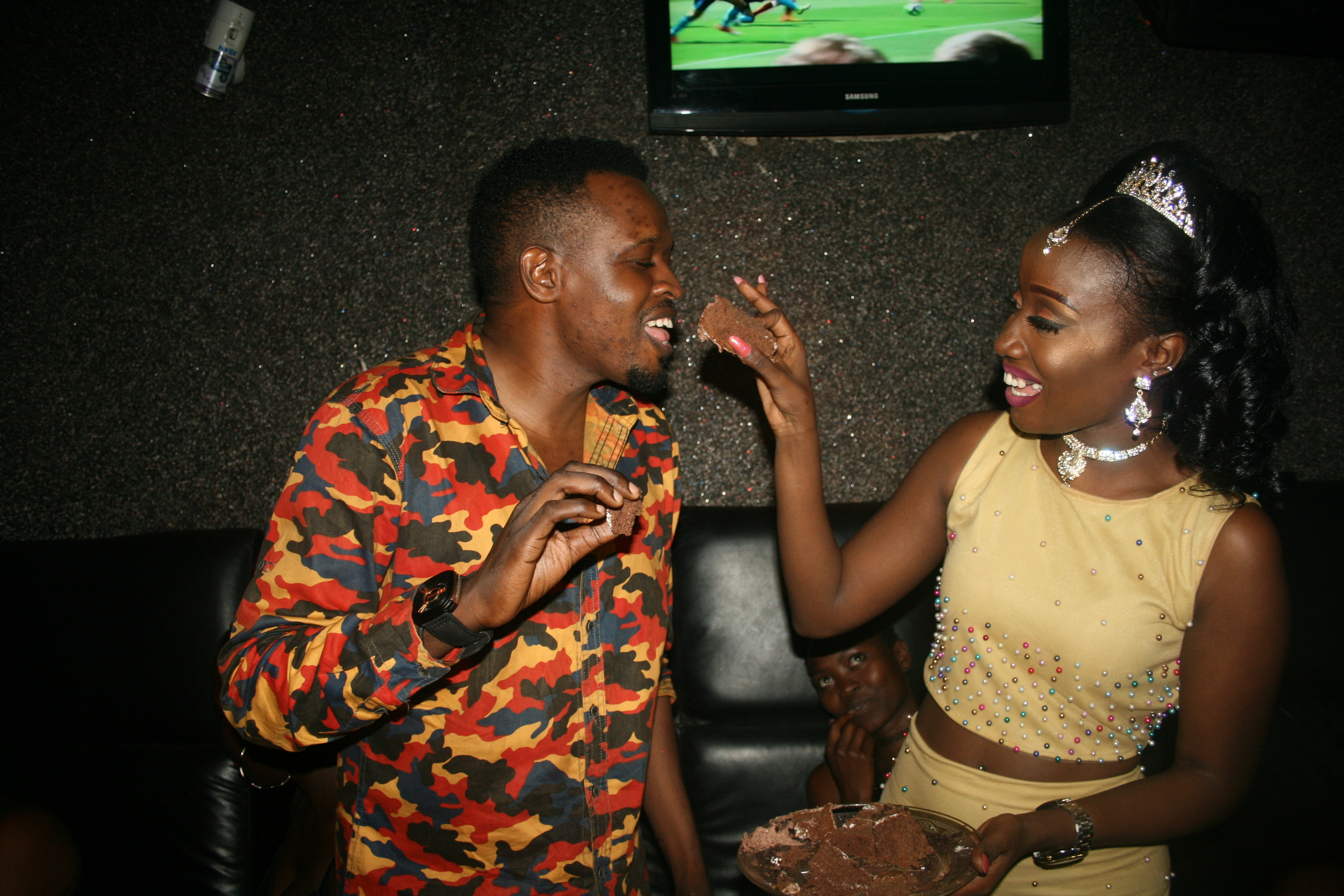 PHOTOS: Lydia Jazmine, DJ Shiru celebrate