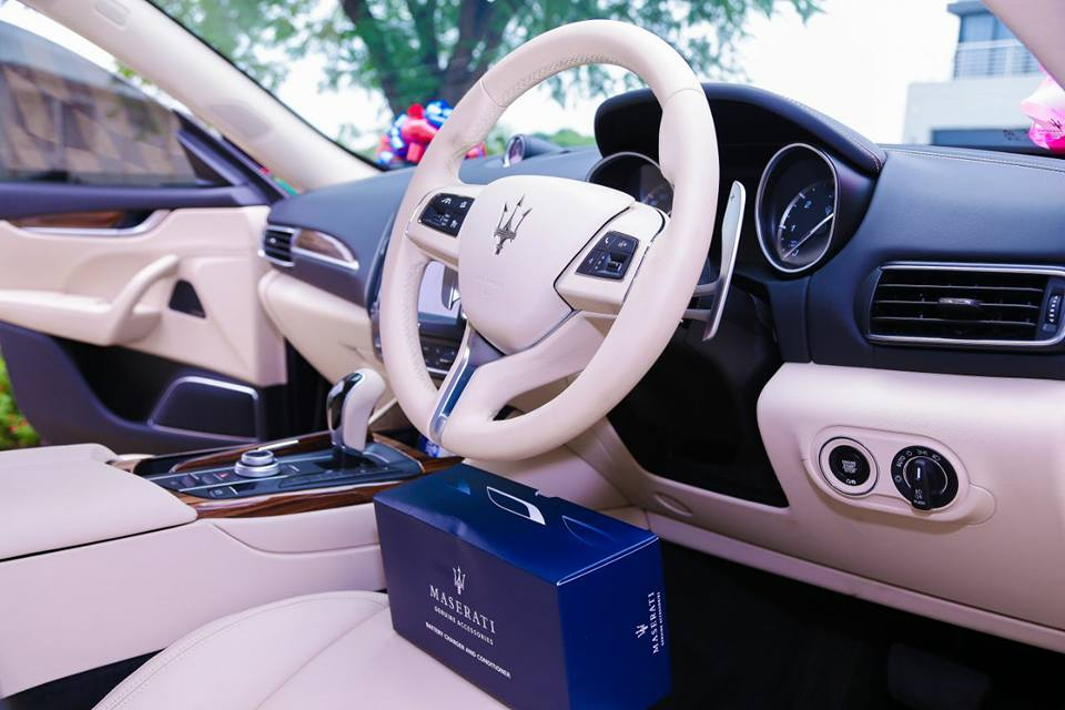 Shepherd Bushiri Celebrated His Six Year Old Daughters Birthday With A Shs270m Maserati As Gift