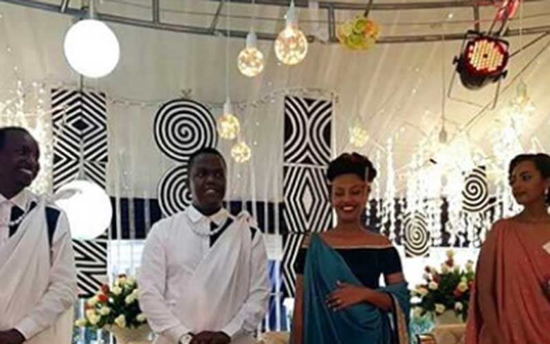 Photos tanzania star ay marries longtime rwandan lover matooke the legendary tanzanian rapper famed for several massive hits walked down the aisle with his rwandese fiance munyana rehema in a secret wedding held in junglespirit Choice Image