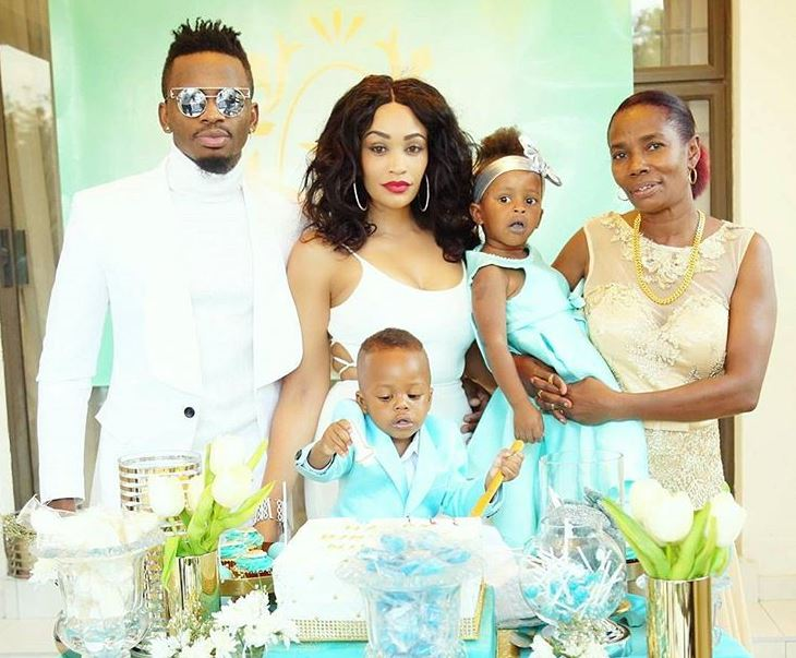 Diamond pressurizing Zari to reveal to him the new 'Bae' in her ...