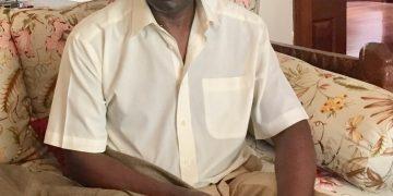 Businessman Mohan Kiwanuka.
