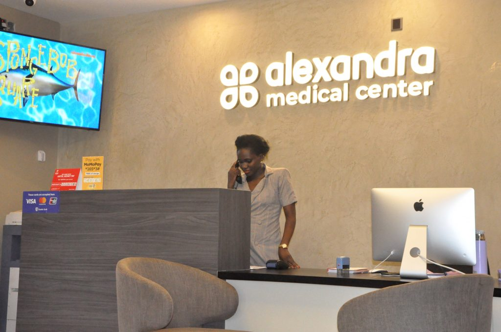 Alexandra Medical Center