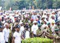 Anti-corruption walk