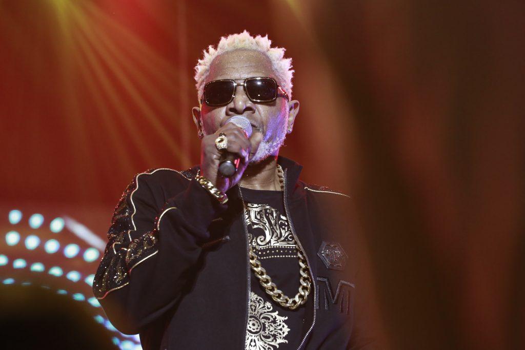 PHOTOS! Awilo Longomba sends fans to Soukous heaven